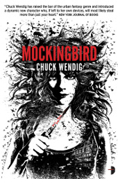 Mockingbird by Chuck Wendig