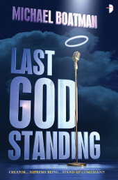 Last God Standing by Michael Boatman