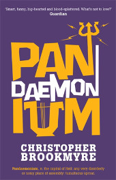 Pandaemonium by Christopher Brookmyre